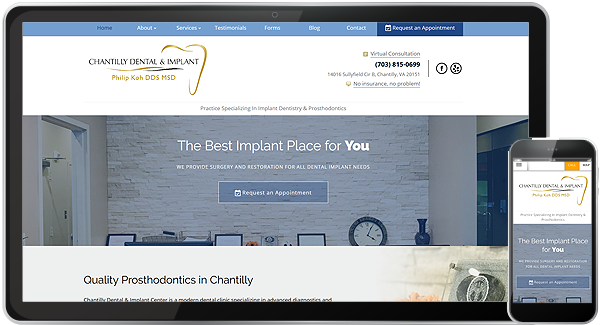 Chantilly Dental & Implant Center