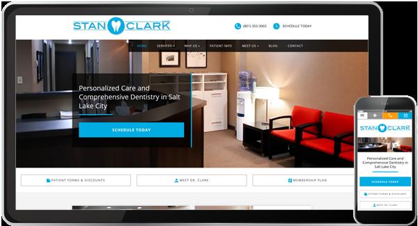 Stan Clark DMD Website