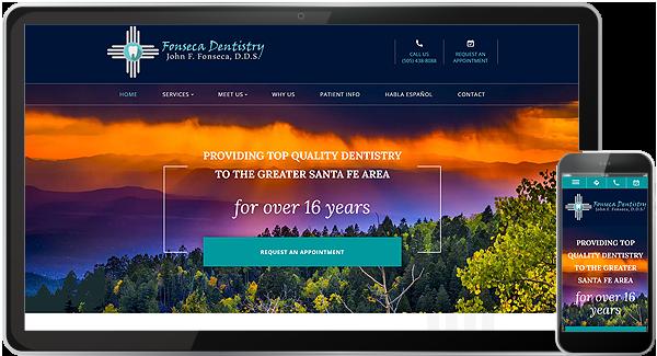 Fonseca Dentistry Website