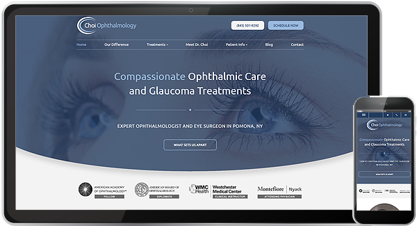 Choi Ophthalmology Website